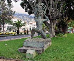 Monumento ao Emigrante Madeirense