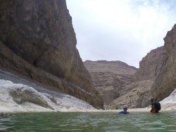 Wadi Shab Adventures