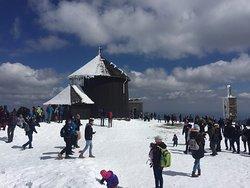 Ski and mountain resort Spindleruv Mlyn