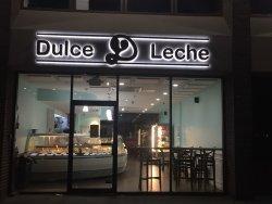 Dulce D Leche Gelato Cafe
