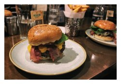 Gourmet Burger Kitchen West Hampstead