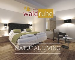 Hotel Waldruhe - Natural Living