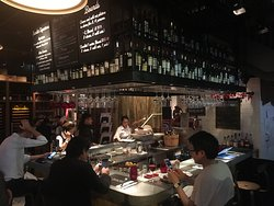 True French restaurant in the middle of east tsim sha tsui