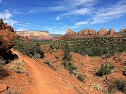 Broken Arrow Trail