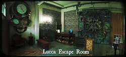 Lucca Escape Room