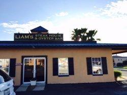 Liam's Steak House & Oyster Bar