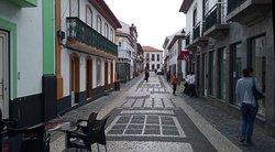 Praia da Vitoria Old City