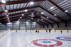 Haynes Pavilion and Ressler Motors Ice Rink