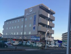 Daily Hotel Kami-Fukuoka Ekimaeten