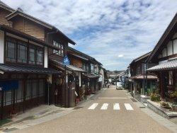岩村 歴史の街並み(重要伝統的建造物群保存地区)
