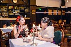 Old Shanghai Cabaret