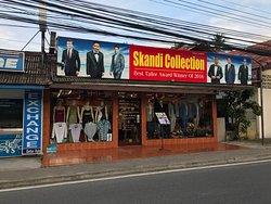 Skandi Collection Tailors Lamai beach