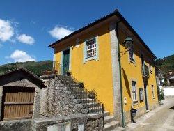 Sistelo Village