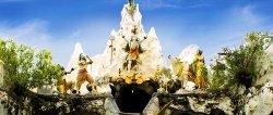 Bhuma Niketan temple