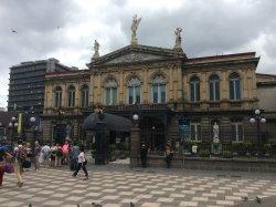 Plaza Juan Mora Fernandez