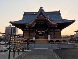 Nuttari Hakusan Shrine