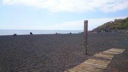Playa de La nea