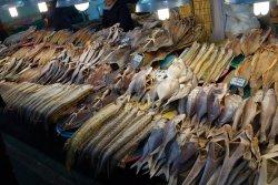 Yeosu Fish Market
