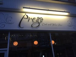 Prego Cafe and Wine Bar
