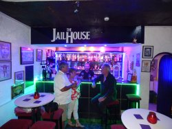The JailHouse Bar
