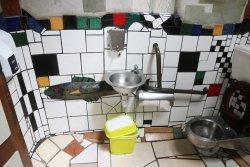 Kawakawa Public Toilets by Hundertwasser