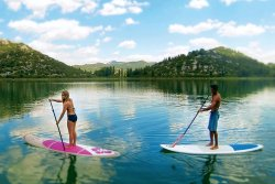 Paddle Surf Bacina Lakes