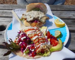 The Snack Shack At Dungeness Fish Hut