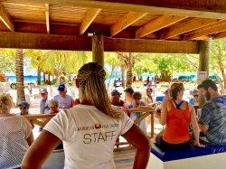 Caribbean Fish Therapy - Mahogany Beach