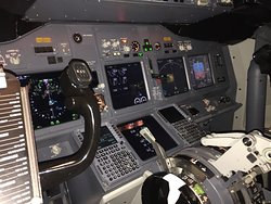 Full Flight Simulator Paris