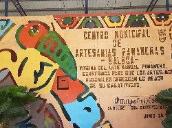 Centro Municipal de Artesanias Panamenas