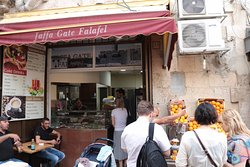 Jaffa Gate Falafel Restaurant & Cafe