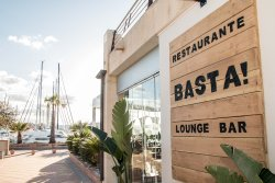 ‪BASTA Lounge Bar Restaurant‬