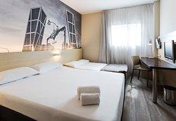 B&B Hotel Madrid Airport T1 T2 T3