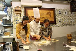 Old Taverna Sorrentina Cooking School