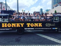 HonkyTonk Party Express