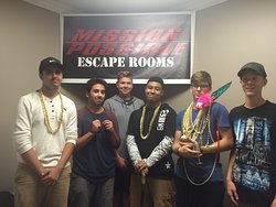 Mission Possible Escape Rooms