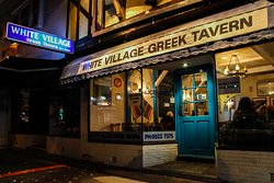 White Village Greek Tavern