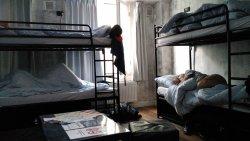 kamar bunkbed