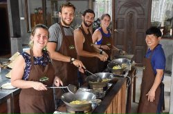 Thai Garden Farm Cooking Classes