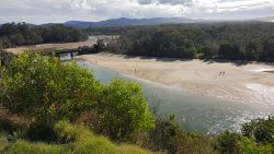 Boambee Creek Reserve