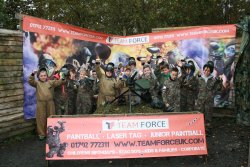 Teamforce Paintball & Activity Centre