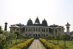 ISKCON Imphal, Sri Sri Radha Krishnacandra Temple