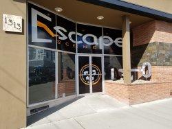 Escape Scene