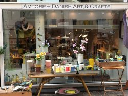 Amtorp - Danish Art and Crafts