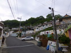 Sinsedong Mural Village