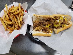 Richie Cheesesteak