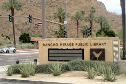 ‪The City of Rancho Mirage Public Library‬