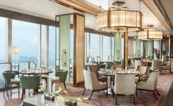 Lanting Chinese Restaurant (The Azure Qiantang, a Luxury Collection Hotel, Hangzhou)