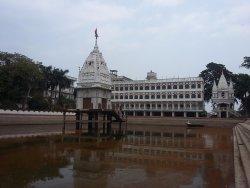 Sri Chaitanya Saraswat Math govinda kund