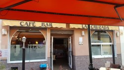 Restaurante Bar La Cruzada.